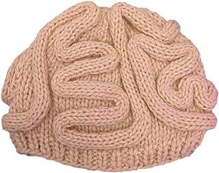 a95a0987fb4 Amazon.com  Beige - Beanies   Knit Hats   Hats   Caps  Clothing ...