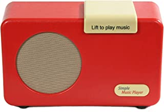 The Simple Music Player - MP3 music box for Alzheimer's and dementia.
