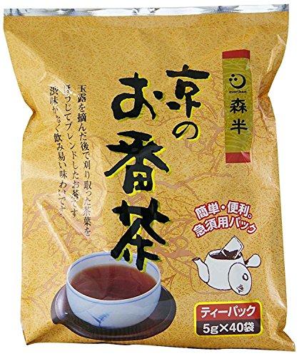 共栄製茶 森半 京のお番茶 袋5g×40 [3840]