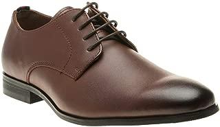 Peter Werth Curtis Plain Toe Mens Shoes Brown