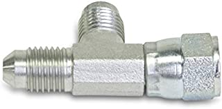 """Lippert Components 113131 Hydraulic Fitting 1//4/"""" Straight 6400-04-04"""
