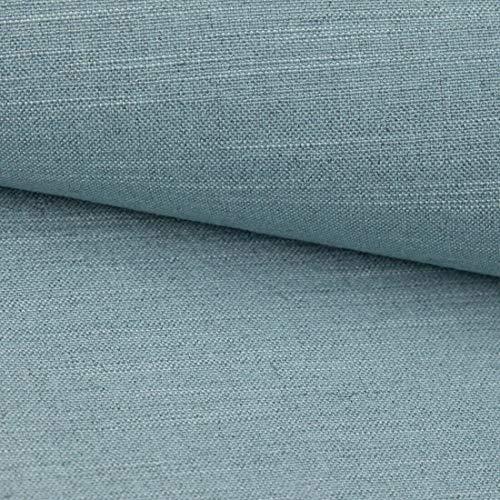 Teker Ariel Polsterstoff Möbelstoff Meterware - z.B. Stoff für Stühle oder Eckbank Bezug- Mintze
