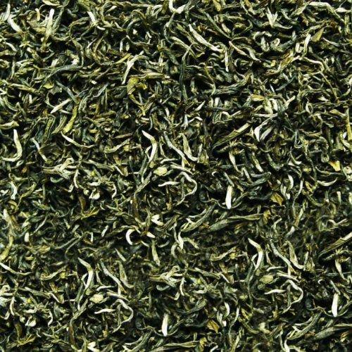 "Grüner Tee lose Gui Hua Yin Mei ""Silberne Augenbraue"" Osmanthus Grüntee China 100g"