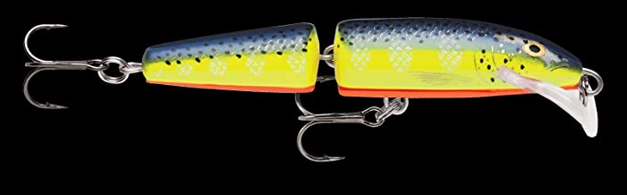 Rapala Scatter Rap Jointed 09 Hot Steel Lure