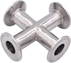 DERNORD 4 Way Cross Clamp Fits 1.5