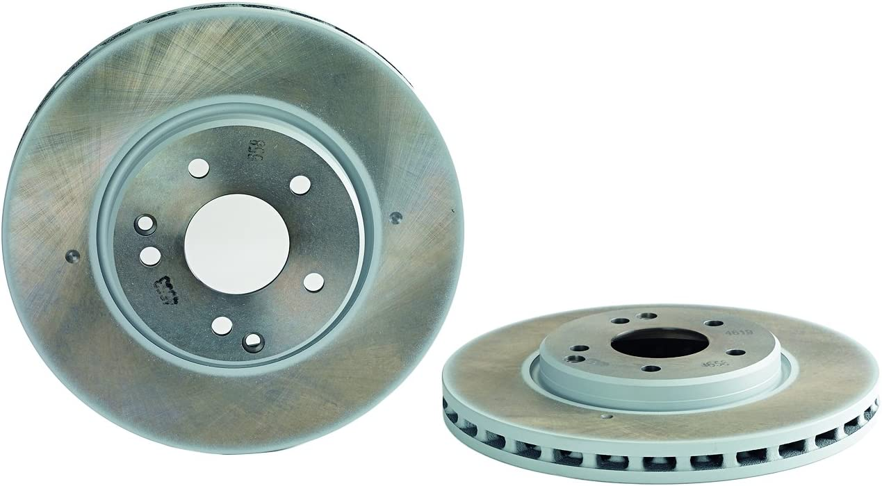 Brembo 09.8304.21 UV Superior Coated Disc Brake Rotor Front Tucson Mall