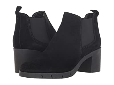 The FLEXX Speak Out (Black Waterproof Suede) Women