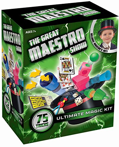 Amav Toys Magic Hat with 75 Tricks For Kids