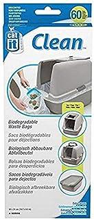 Catit 50559 Biodegradable Litter Catcher Bags (60 Pack)