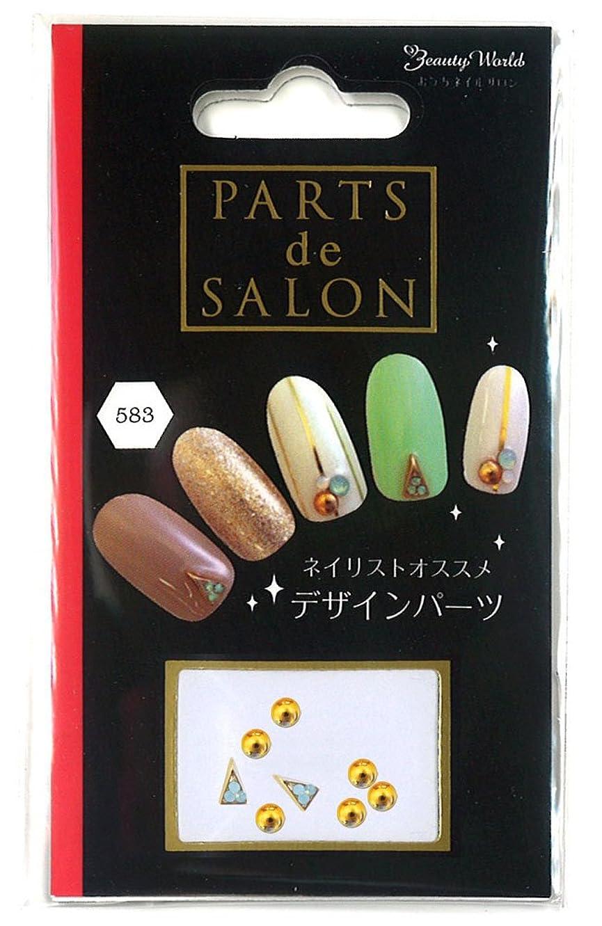 ビューティーワールド Parts de Salon PAS583