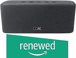(Renewed) boAt Aavante 5 Wireless Bluetooth Home Audio Speaker (Slate Grey)