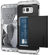 Capa para Galaxy S8 Plus Crystal Wallet, Spigen, Capa Anti-