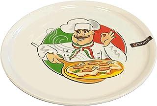 Plato para pizza 30 cm de diseño cocinar pizza