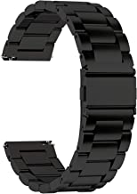 Fullmosa Quick Release Watch Band, Stainless Steel Watch Strap 16mm, 18mm,19mm,20mm,22mm or 24mm
