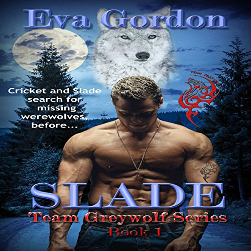 Slade audiobook cover art