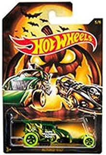 Hot Wheels Halloween 2019 Die-Cast Metal Vehicle Series 5/6 GBC59 - Altered Ego - Green Drag Strip Car