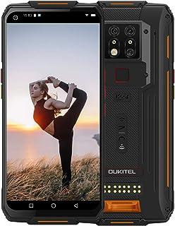 OUKITEL WP7 6GBRAM+128GBROM IP68防水スマートフォン 8000mAh Android10.0 Helio P90 6.53 FHD+インチアウトドアスマホ本体 SIMフリースマートフォン本体 SONY 48MP A...