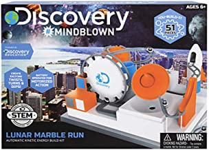 Discovery Kids Mindblown STEM Lunar Marble Run