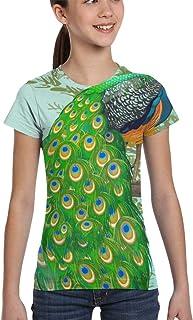 Girl T-Shirt Tee Youth Fashion Tops Kawaii Ice Cream