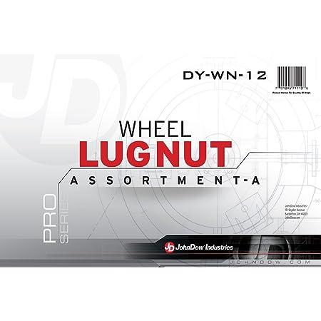 Dynamic DY-WN-12 Wheel Lug Nut Assortment Kit B