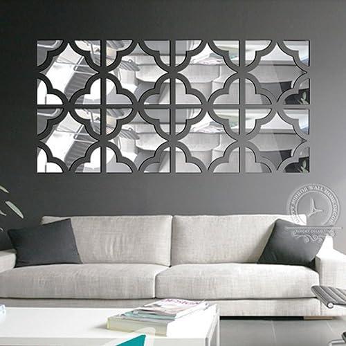 Mirrored Wall Decor: Amazon.com