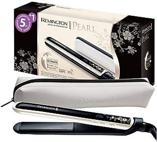Remington S9500 Pearl Hair Straightener (Black and White)