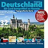 TOPO Deutschland Karte für Garmi...
