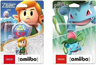 Nintendo Figurina Amiibo Link (Link's AWAKENING) per Switch & Figurina Amiibo Ivysaur per Switch