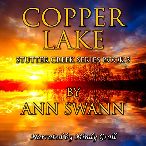 Copper Lake audiobook cover art
