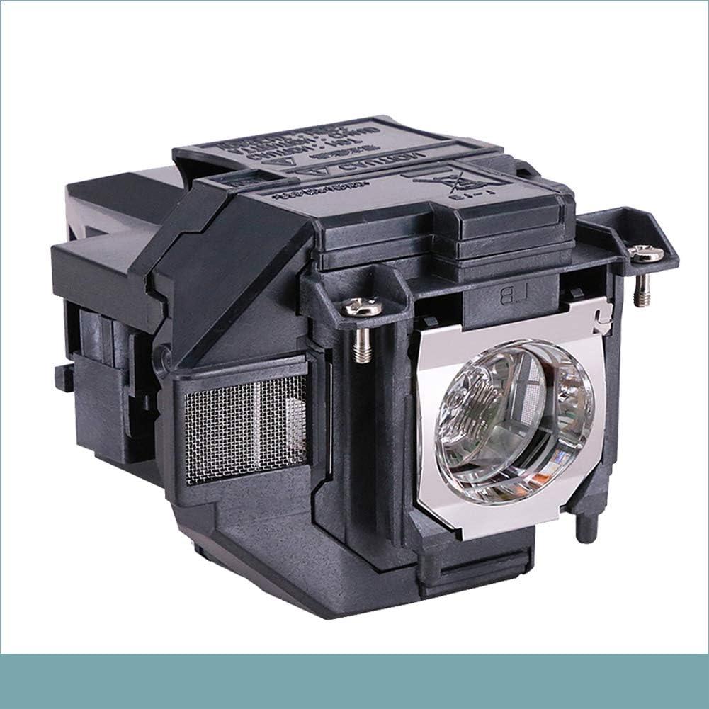 LOUTOC Projector Lamp Bulb V13H010L96 for Epson ELPLP96 Powerlite Home Cinema 2150 2100 660 1060 60hd VS250 VS350 VS355 EX9210 EX9220 EX3260 EX5260