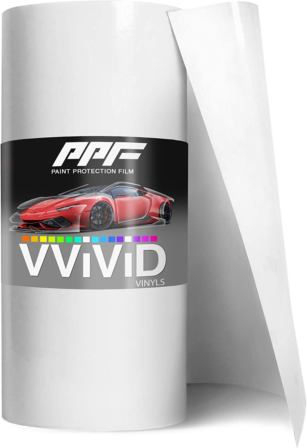 VViViD Clear Paint Protection Scratch Film Ranking TOP17 Resistant Wrap Year-end annual account Vinyl