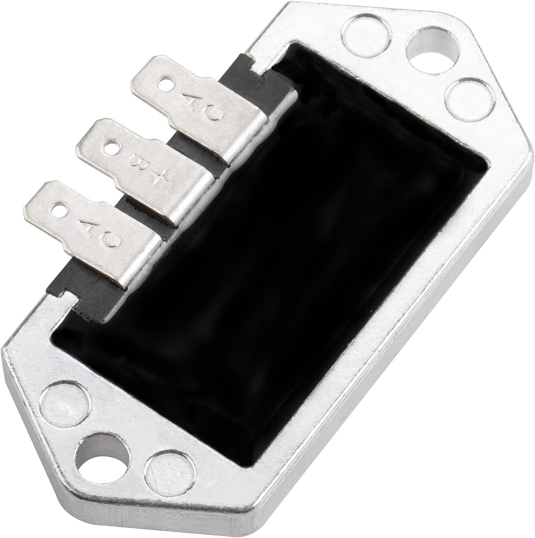 MRELC Voltage Sale Regulator Rectifier Compatible with Latest item HP Kohler 8-25