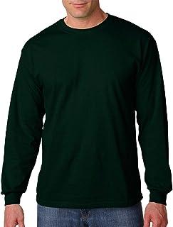 Mens 5.3 oz. Heavy Cotton Long-Sleeve T-Shirt (G540)...