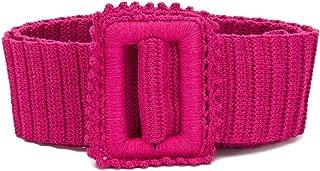 Luxury Fashion   Msgm Womens 2842MDY10220748314 Fuchsia Belt   Spring Summer 20
