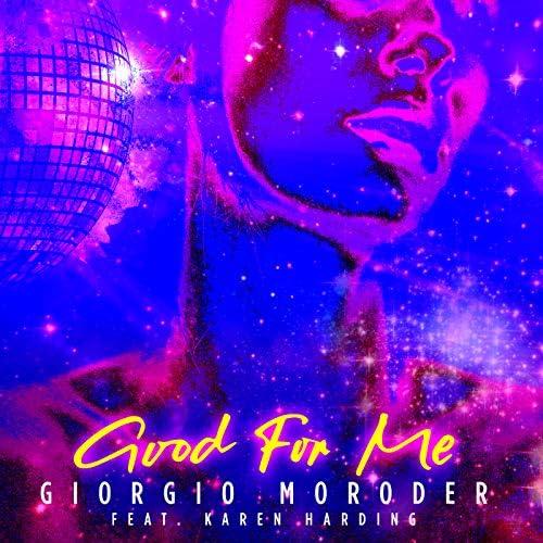 Giorgio Moroder feat. Karen Harding