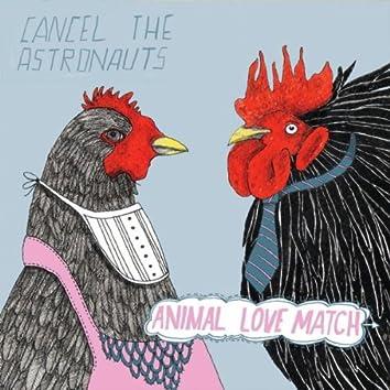 Animal Love Match