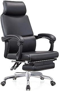 Sillón Las sillas de Escritorio, Soporte Lumbar ergonómico Silla de Oficina giratoria de Alta Volver Escritorio de la computadora del Juego Silla Silla de la Almuerzo Silla Taburete