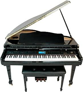 suzuki electric baby grand piano