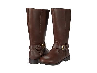 Nina Kids Galaxy (Toddler/Little Kid/Big Kid) (Brown) Girls Shoes