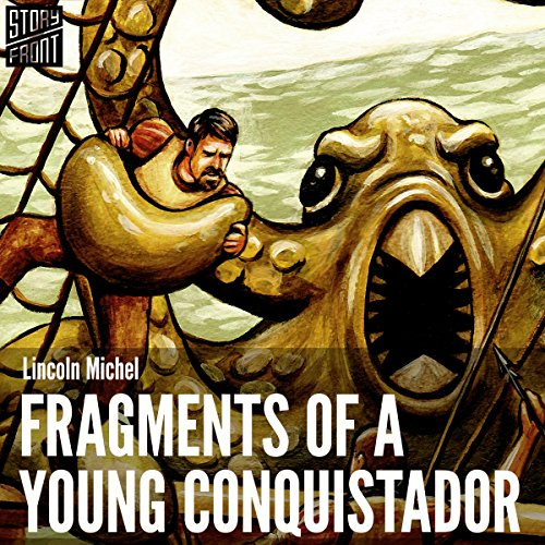 Fragments of a Young Conquistador audiobook cover art