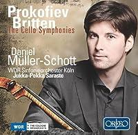 Prokofiev; Britten: The Cello Symphonies by Mueller-Schott (2013-02-26)