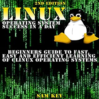 LINUX Operating System Success in a Day cover art