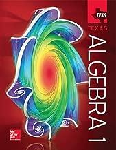 Best teks texas algebra 1 Reviews