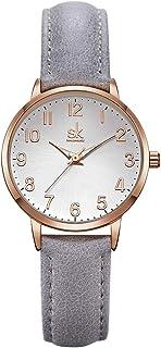 Woman Fashion Quartz Watch Elegant Wristwatch Girls Ultra-Thin Waterproof Wrist Watches