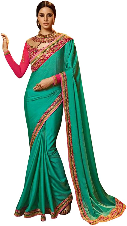 Bridal Ethnic Bollywood Collection Saree Sari Ceremony Bridal Wedding 905 11