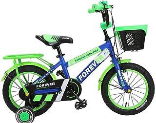 HDGZ Kids' Bikes, Children's Bicycle Suitable for 2-8 Year Old Bicycles Children's Bicycles Boys and Girls Outdoor Bicycle...