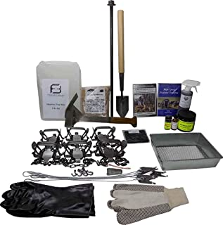 F&T Fur Harvester's Trading Post F&T Predator Trapping Starter Kit Bundle