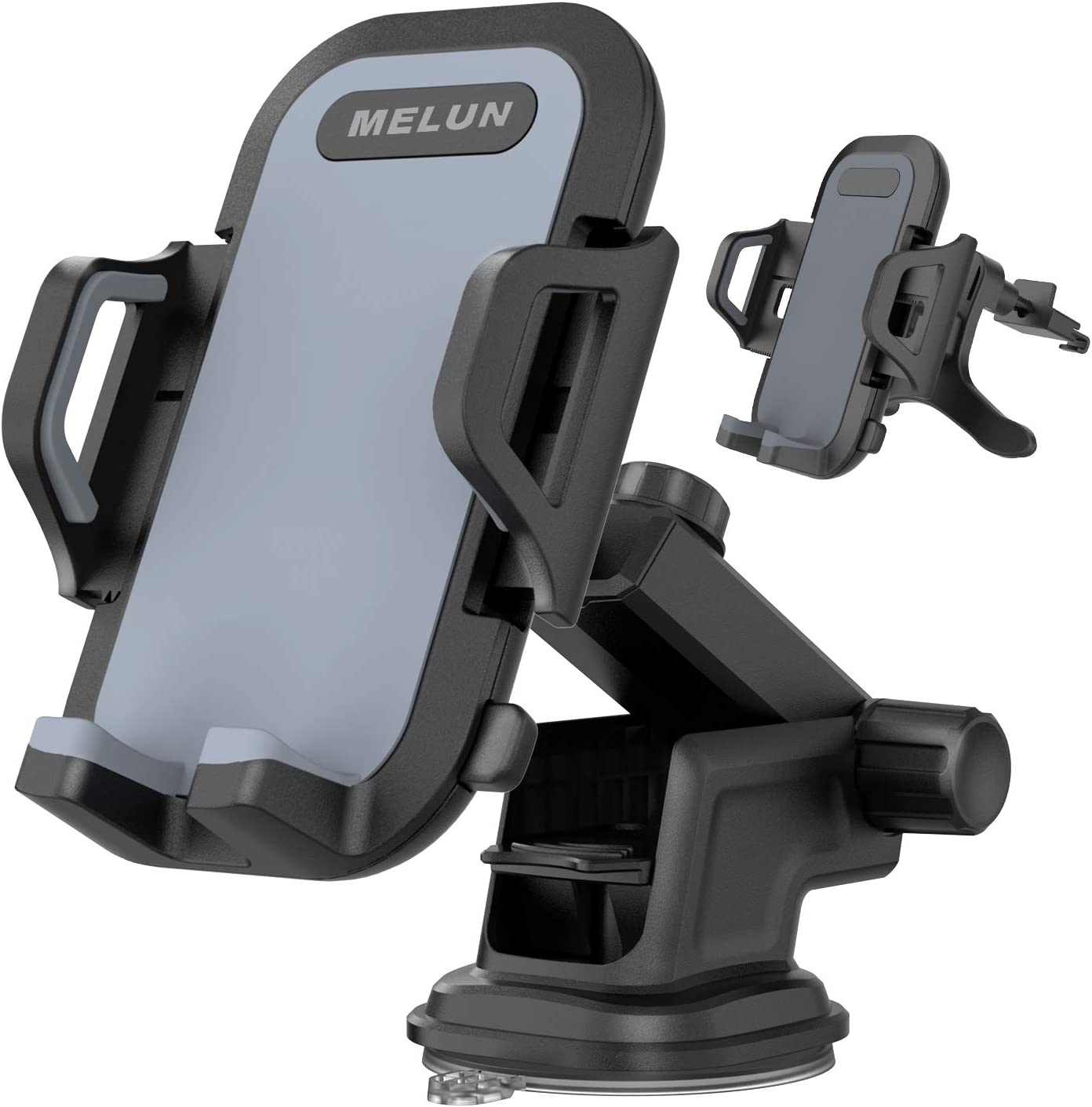 Car Cell OFFicial mail order Phone Mount Holder Long Dashboar Rapid rise for with Arm