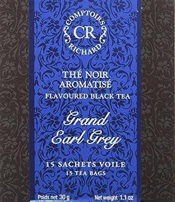 Comptoirs Richard Thé Noir Grand Earl Grey 15 Sachets 30 g parent