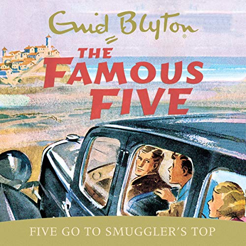 Five Go to Smuggler's Top cover art